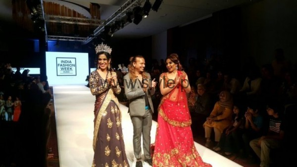 Meera's Modeling pictures from Indian Fashion Week 2016 (3)