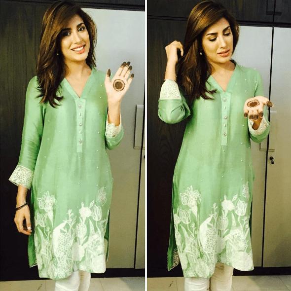 Mehwish Hayat Eid