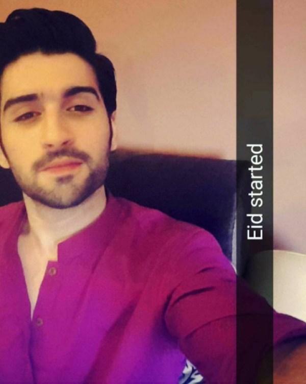 Muneeb Butt On Eid 2016