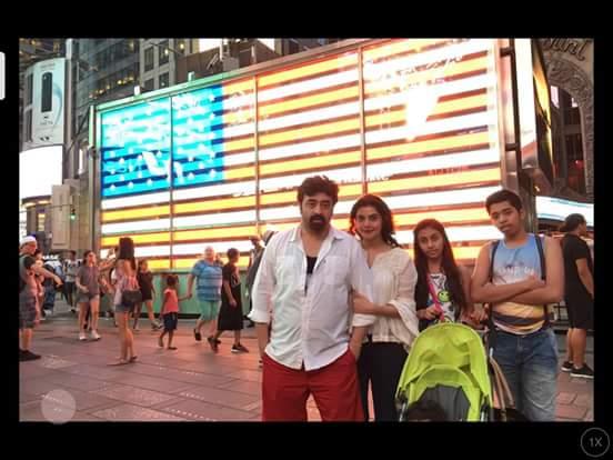 Nida Yasir is enjoying vacations in USA (3)