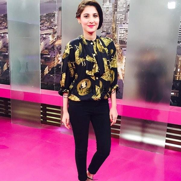 Pakistani Actress And VJ Hina Altaf Profile008