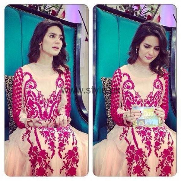 Pakistani Actress Madiha Imam Profile0013