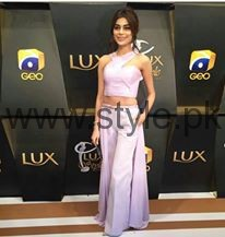 Pakistani Celebrities at Lux Style Awards 2016 (28)
