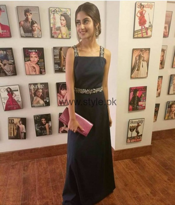 Pakistani Celebrities at Lux Style Awards 2016 (8)