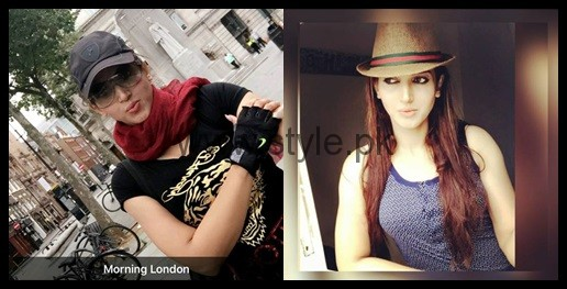 See Sana Fakhar's pictures from London's tour