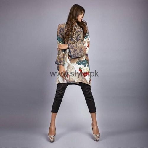 Sana Safinaz Pret Wear Dresses 2016 For Women006