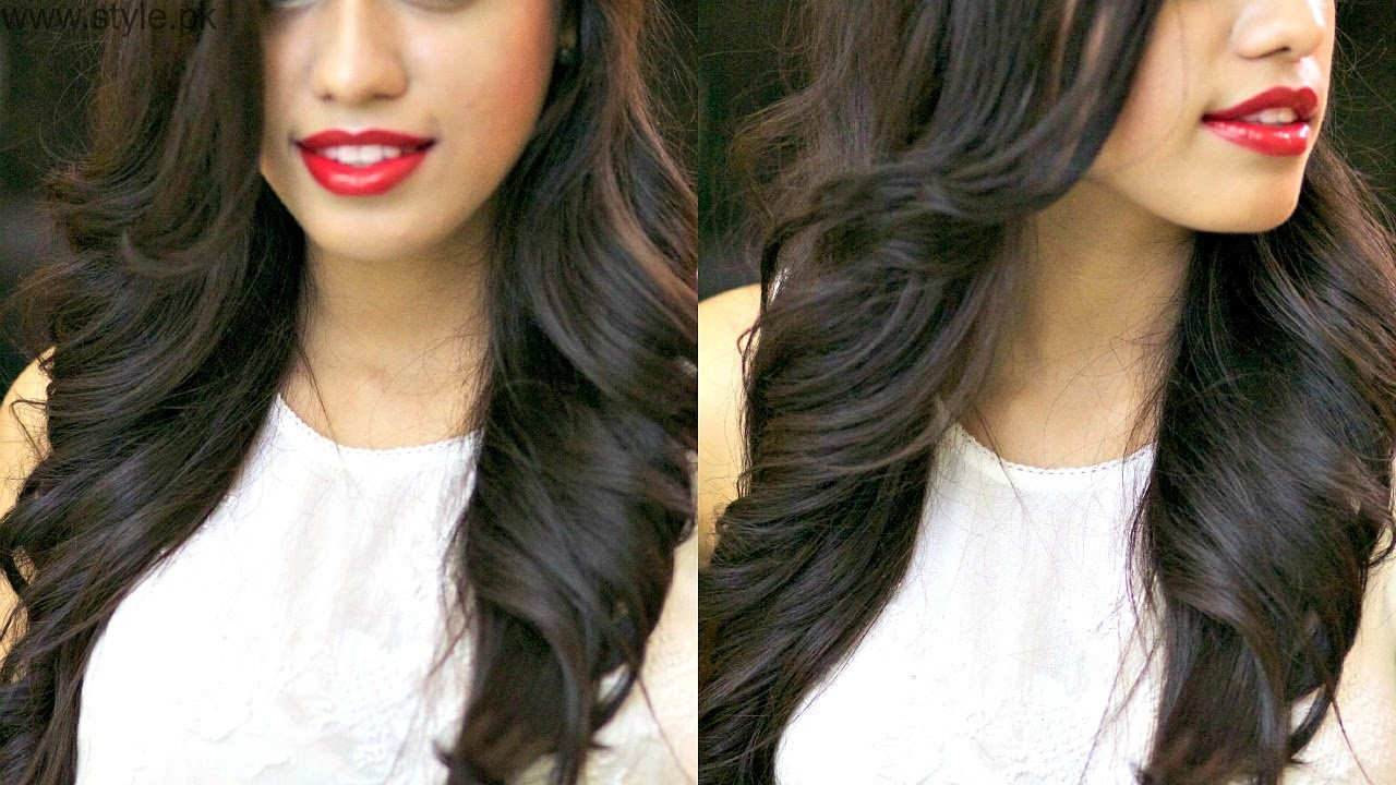 5 Different Hair Blow dry styles 2