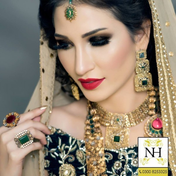 Abeer Rizvi Bridal Makeup Ideas