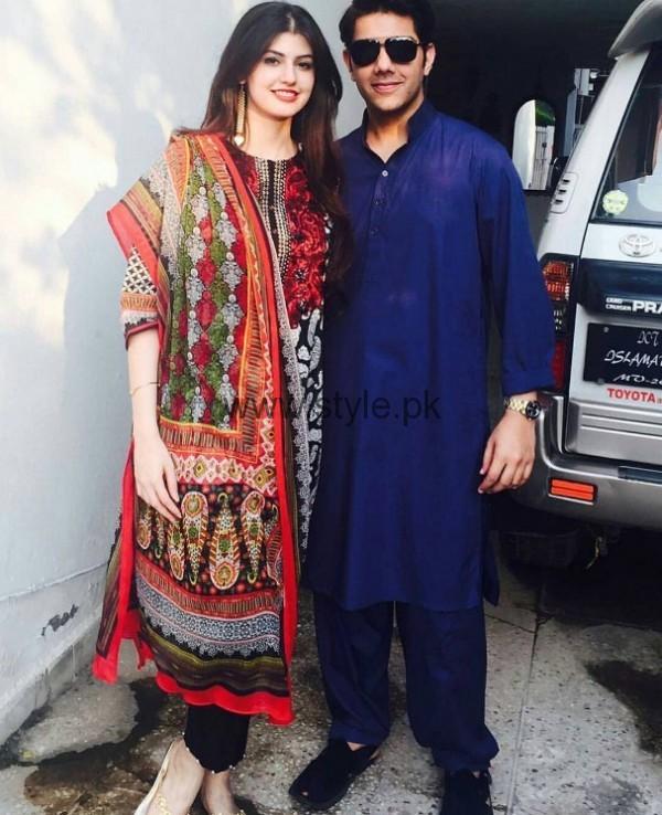 Anam Ahmad and Gohar Mumtaz
