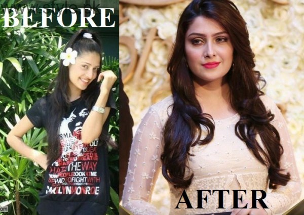 Ayeza Khan Weight Gain