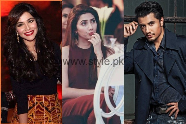 See Best Pakistani Celebrities who have worked in Bollywood
