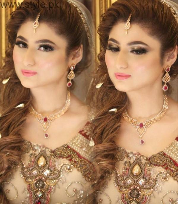 Bridal Walima Makeup Ideas (21)