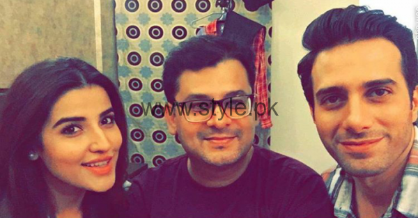 Cast of Diyar-e-Dil is reunited for drama Serial 'Sanam' (3)