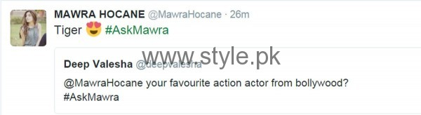 Fans asked strange Questions from Mawra Hocane in #AskMawra Session (13)