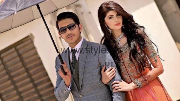 Gohar Mumtaz and Anam