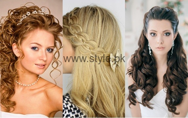 Birthday Party Hairstyles 2016 For Girls