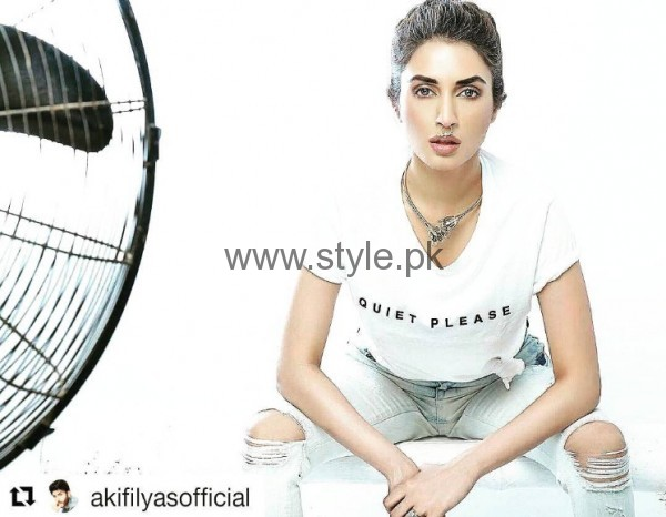 Iman Ali latest Photoshoot