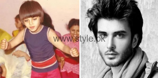 Imran Abbas Childhood