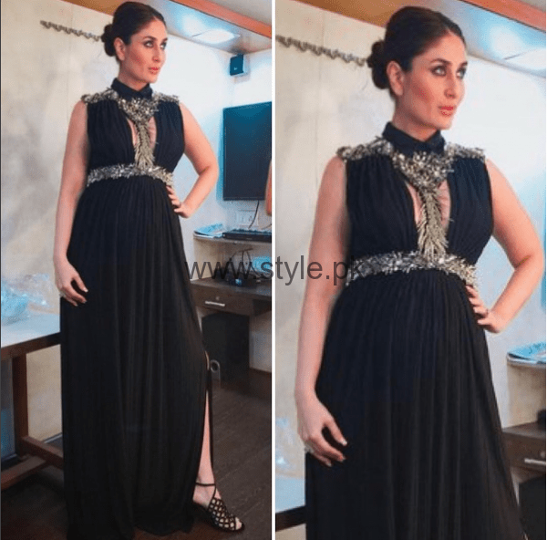 Kareena Kapoor is displaying Fashion Trends for Pregnant Women (5)