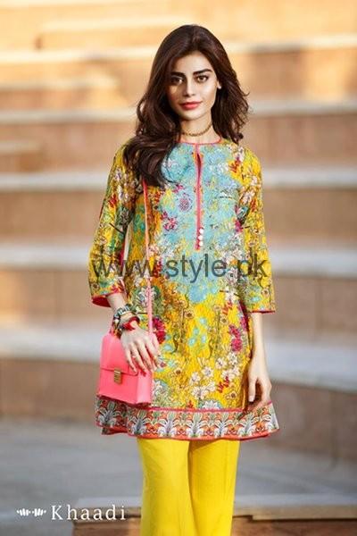 Khaadi New Midsummer Dresses 2016 For Women001
