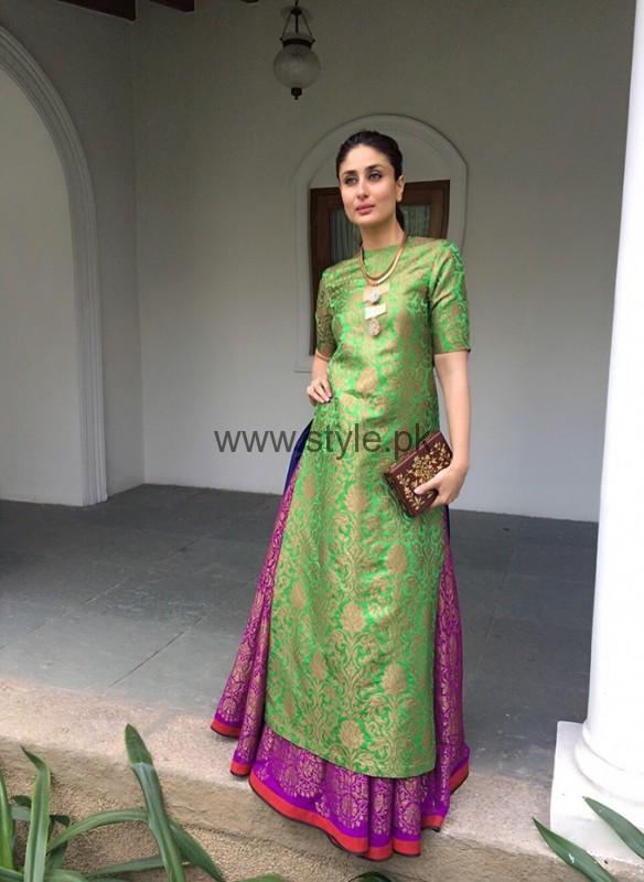 Latest Dresses 2016 for Mehndi Event (15)