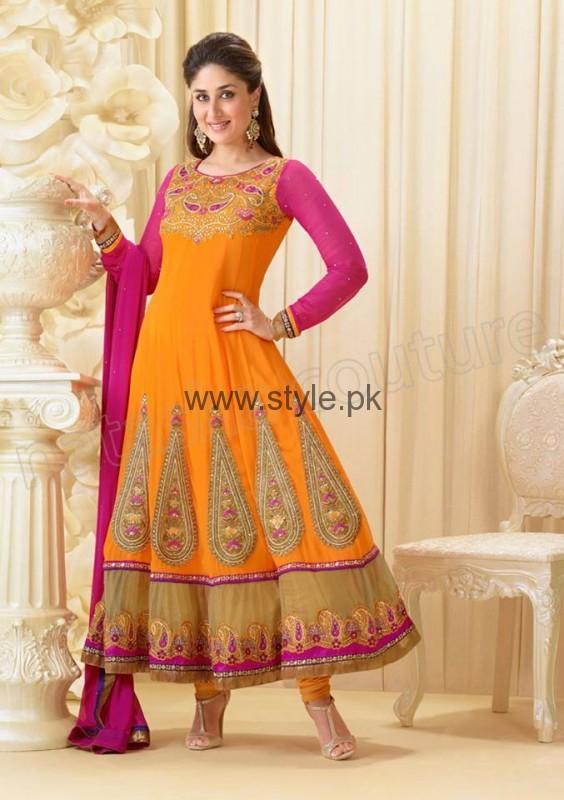 Latest Dresses 2016 for Mehndi Event (16)