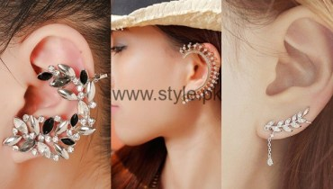 See Latest Ear Cuffs Designs 2016