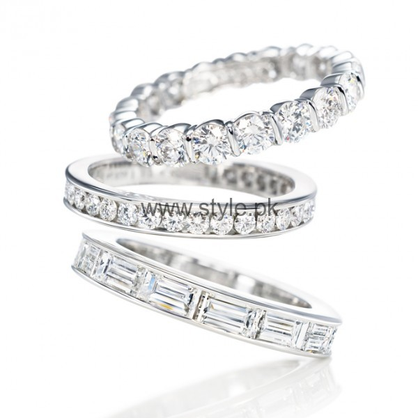Latest Engagement Diamond Rings for Girls 2016 (6)