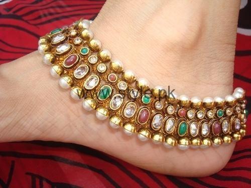 Latest Kundan Bridal Jewellery 2016 (3)