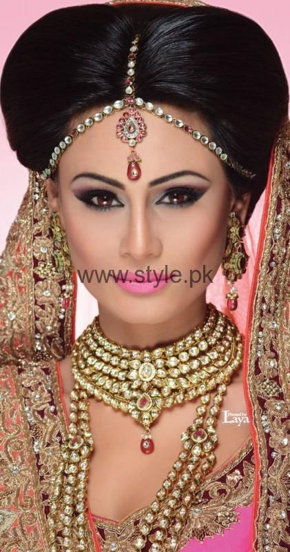 Latest Kundan Bridal Jewellery 2016 (9)