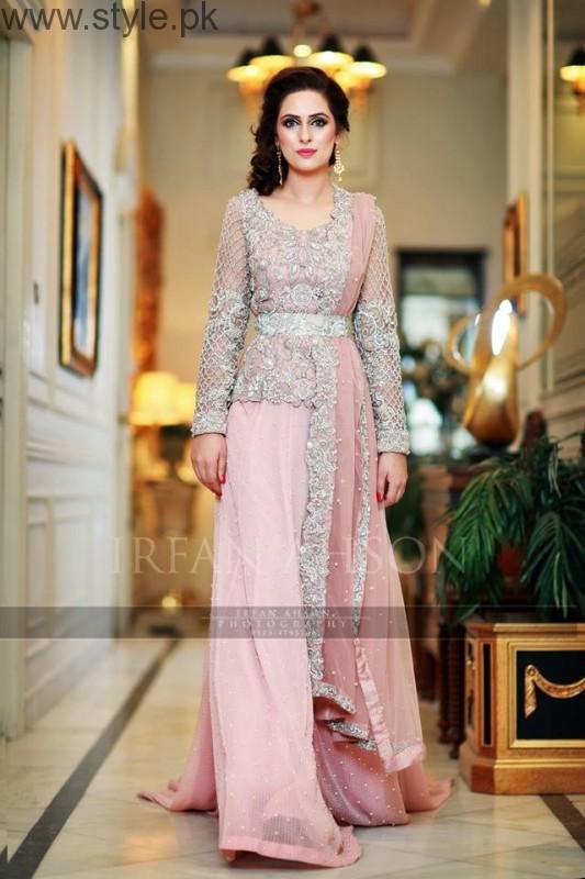 Latest Pakistani Engagement Dresses (11)