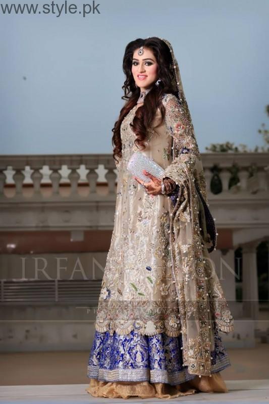 Latest Pakistani Engagement Dresses (12)