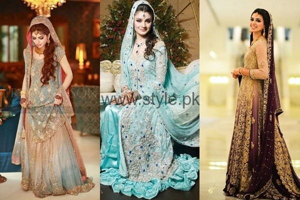 See Latest Walima Dresses