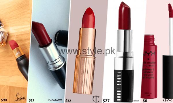 Lipstick trends 2016 for Pakistani Skin Tone (2)