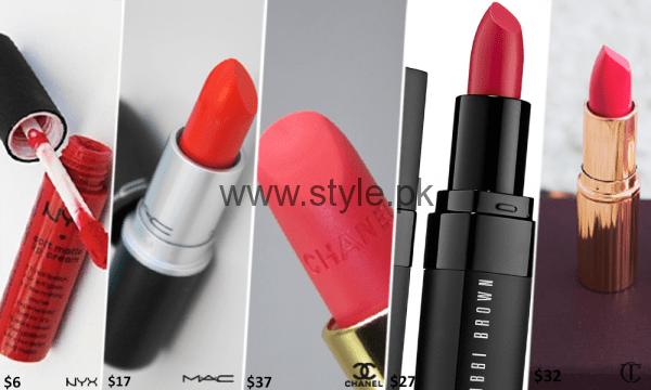 See Lipstick trends 2016 for Pakistani Skin Tone