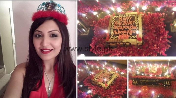 Maheen Rizvi Birthday Photo