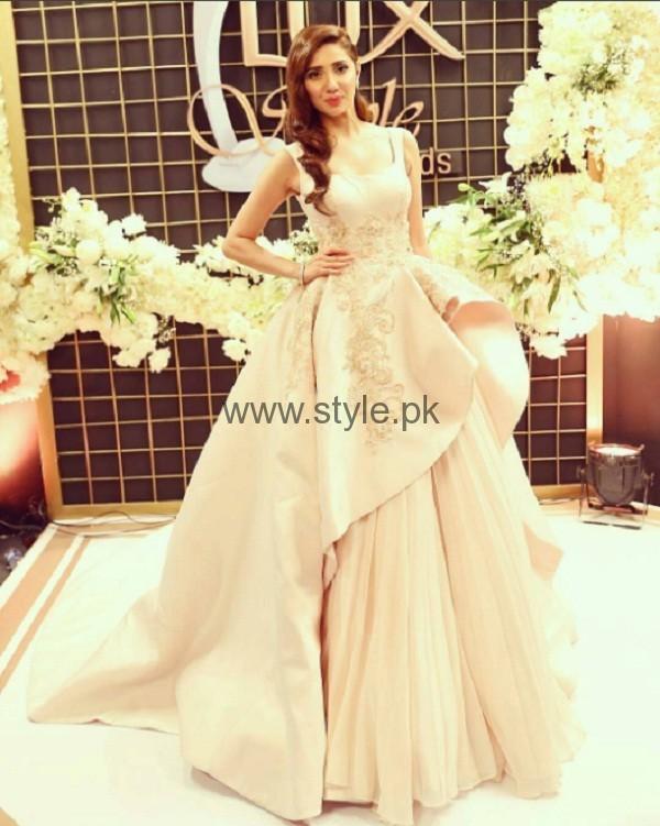 Mahira Khan at Lux Style Awards 2016