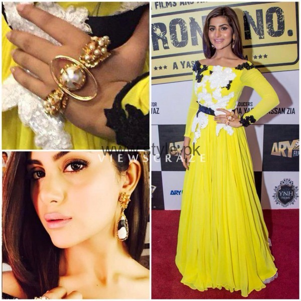 Makeup Ideas 2016 for Yellow dresses (9)