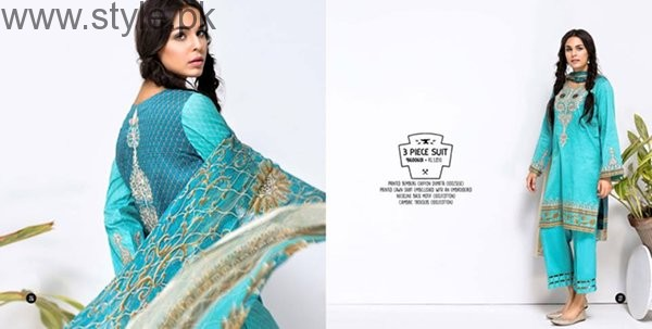 Nishat Linen Midsummer Dresses 2016 For Women0015