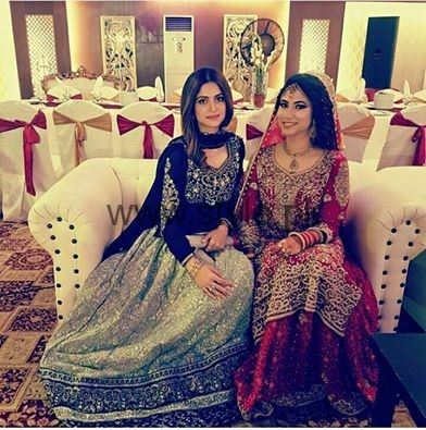 See Pictures of Arij Fatyma at her Friend's Wedding