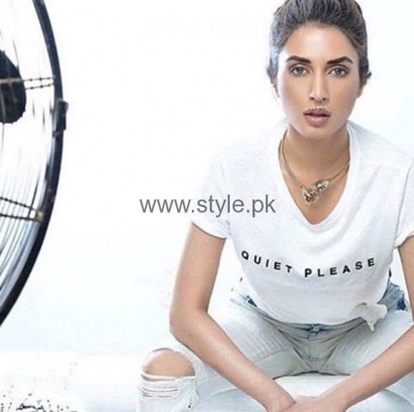 Recent Photoshoot Of Iman Ali