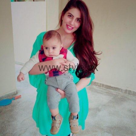 Saba Faisal Daughter Sadia Faisal
