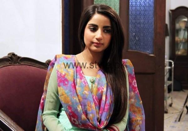 Saboor Ali Before