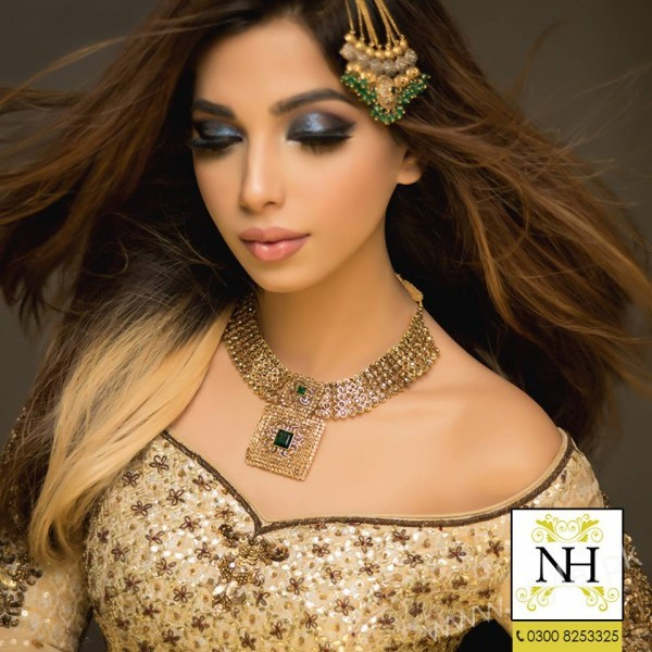 Sonya Hussayn Bridal Makeup Idea