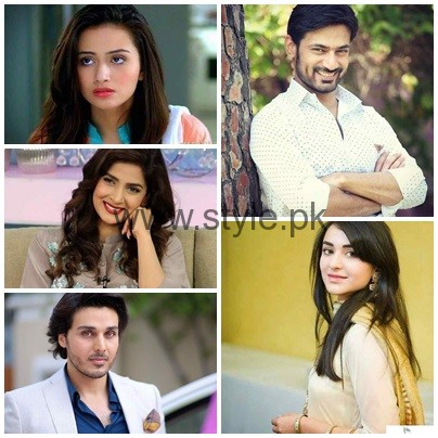 Top 5 Pakistani Celebrities Who Are Ruling Television Screen Now