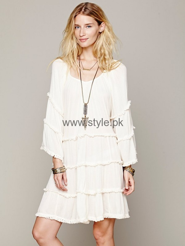 See White Summers Tops for Women 2016