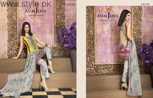 Asim Jofa Eid Ul Azha Dresses 2016 For Women0010