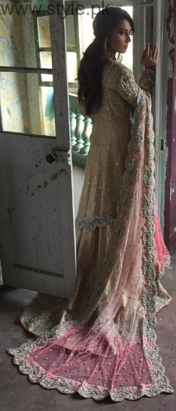 Ayeza Khan Bridal Shoot For Sana Abbas