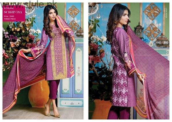 Bonanza Garments Fall 2016 For Women008