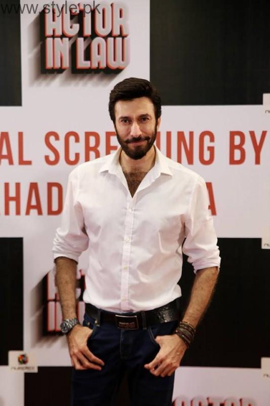Celebrities at Screening of Actor in Law (4)